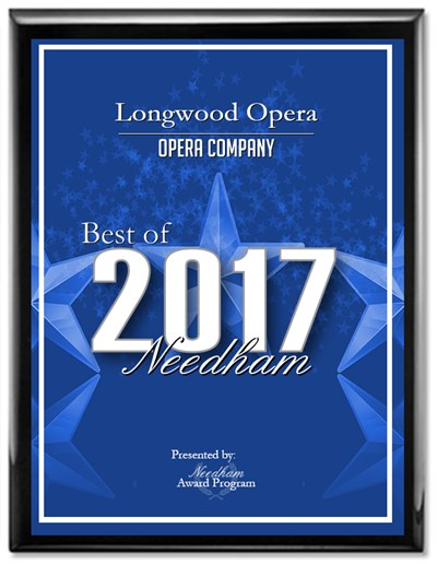 Best Opera Company Award, Needham